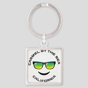 California - Carmel by the Sea Keychains