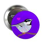 Chickadee Button