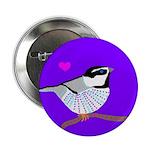 "Chickadee 2.25"" Button (100 pack)"