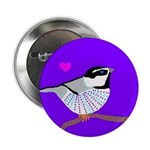 "Chickadee 2.25"" Button (10 pack)"