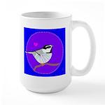 Chickadee Large Mug