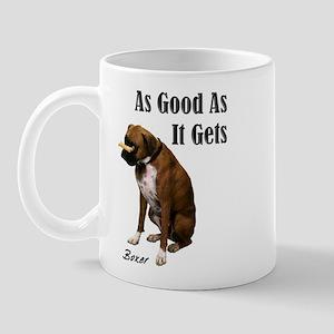 Good Boxer Mug