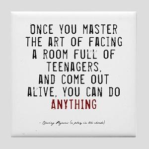 Teacher Quote Tile Coaster