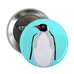 "Penguin 2.25"" Button (10 pack)"