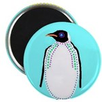 "Penguin 2.25"" Magnet (100 pack)"