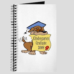 Kindergarten Graduate 2008 (Puppy) Journal
