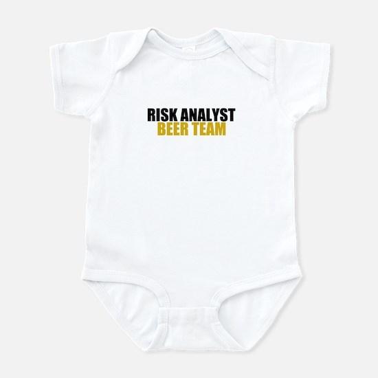 Risk Analyst Infant Bodysuit