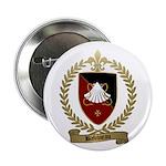 BABINEAU Family Crest Button