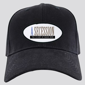 A SECESSION Black Cap