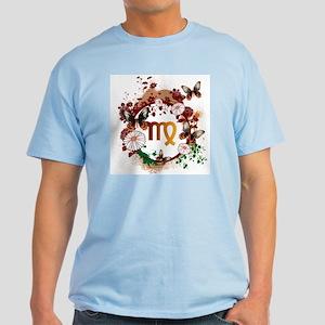 Psychedelic Virgo Light T-Shirt