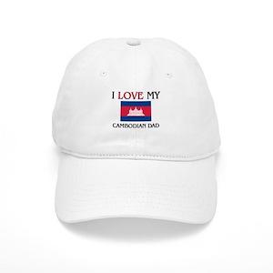 2f01699493649 Cambodian Designs Hats - CafePress