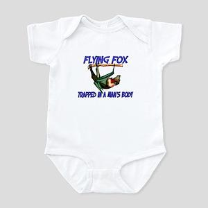Flying Fox Trapped In A Man's Body Infant Bodysuit