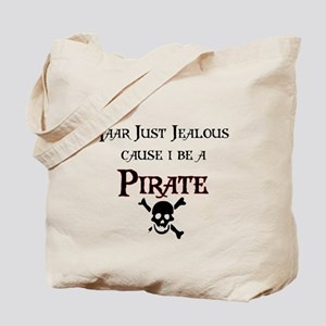 I be a Pirate Tote Bag