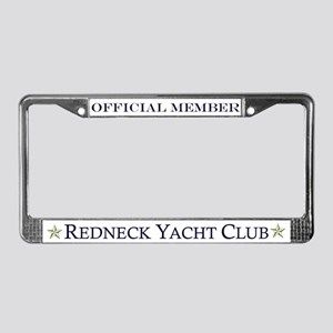 Official Member License Plate Frame