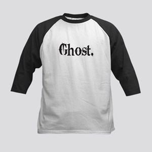 Grunge Ghost Kids Baseball Jersey