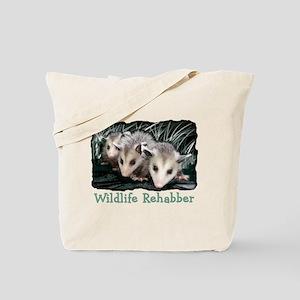 Wildlife Rehab Tote Bag