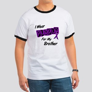 I Wear Purple 8 (Brother) Ringer T