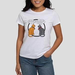 CAT CHAT 1 Women's T-Shirt