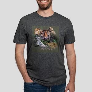 ip001528catsbig cats3333.jpg T-Shirt