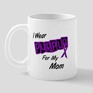 I Wear Purple 8 (Mom) Mug