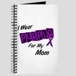 I Wear Purple 8 (Mom) Journal