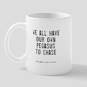 Pegasus Quote Mug