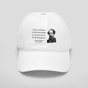 Charles Dickens 22 Cap