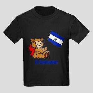 El Salvador Teddy Bear Women's Light T-Shirt