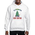 Christmas Tree Hooded Sweatshirt
