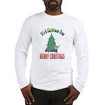 Christmas Tree Long Sleeve T-Shirt