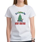 Christmas Tree Women's T-Shirt