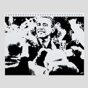 Barack Obama Wall Calendar