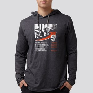 Biochemist Rates T Shirt Long Sleeve T-Shirt