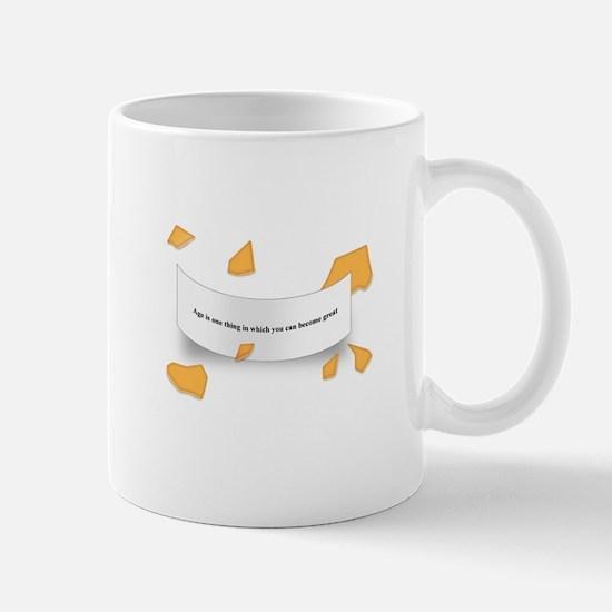 Geatness of Age Mug