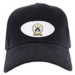 BARIAULT Family Crest Baseball Hat