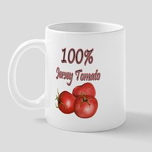 Jersey Girl Jersey Tomato Mug