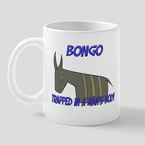Bongo Trapped In A Man's Body Mug
