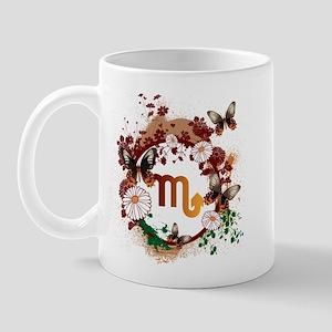 Psychedelic Scorpio Mug