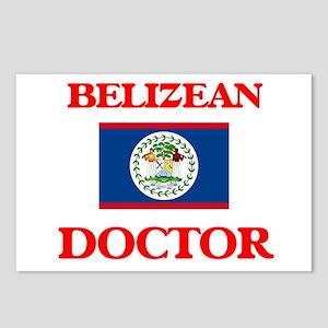 Belizean Doctor Postcards (Package of 8)