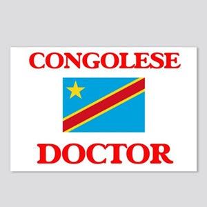 Congolese Doctor Postcards (Package of 8)