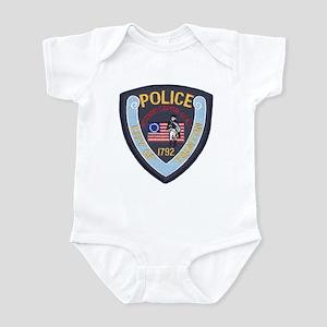 Trenton PD Infant Creeper