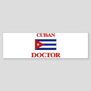 Cuban Doctor Bumper Sticker