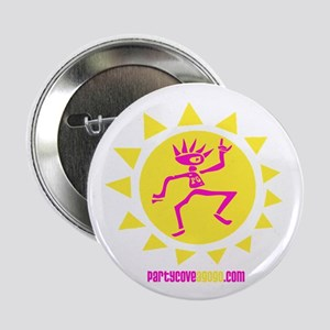 "Party Cove Sun Dancer 2.25"" Button"