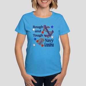 Peggy's Rough and Tough Navy Grandma Women's Dark
