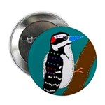 "Woodpecker 2.25"" Button (100 pack)"