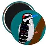 Woodpecker Magnet