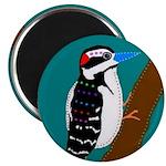 "Woodpecker 2.25"" Magnet (100 pack)"