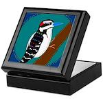Woodpecker Keepsake Box
