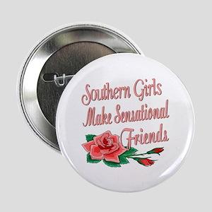 """Sensational Friends 2.25"""" Button"""