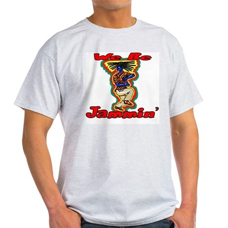 We Be Jammin' Light T-Shirt